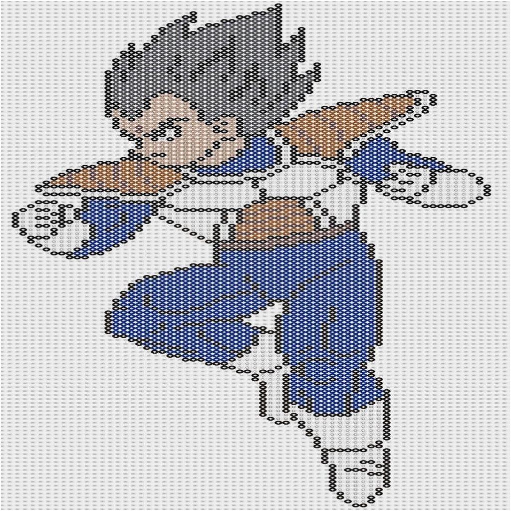 9 Classique Coloriage Pixel A Imprimer Image Coloriage Pixel Pixel Art Anime Coloriage Pixel Art