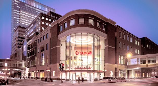 First Of All Target Is Headquartered In Minneapolis Target