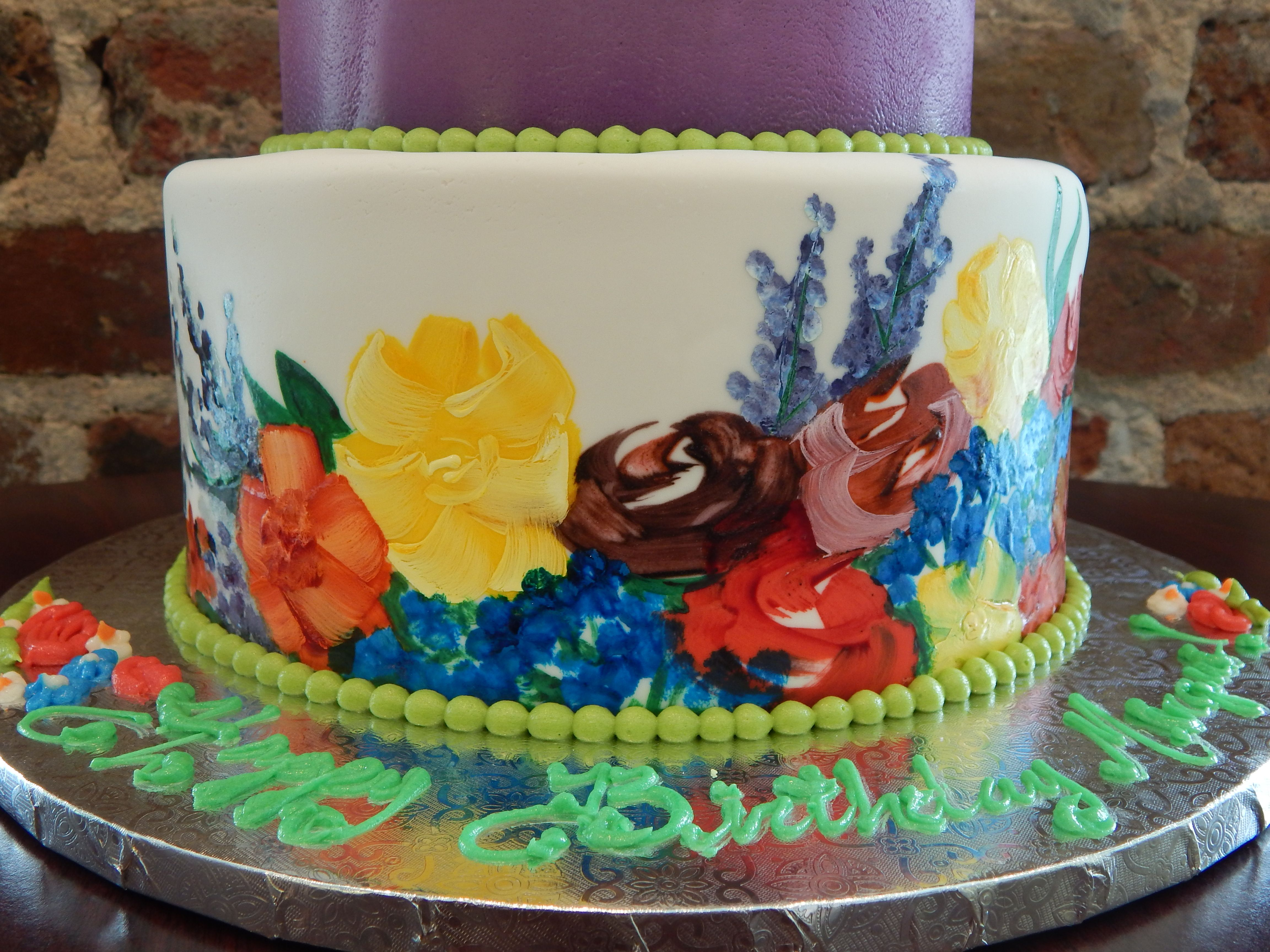 Pin by bittersweet confections on our custom cakes with