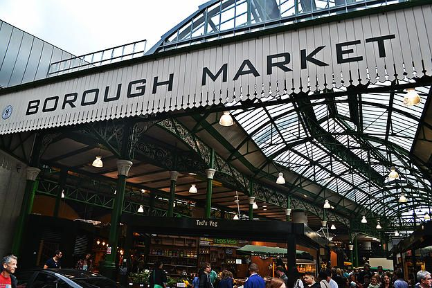 Just Another Foodie | Guide to Borough Market