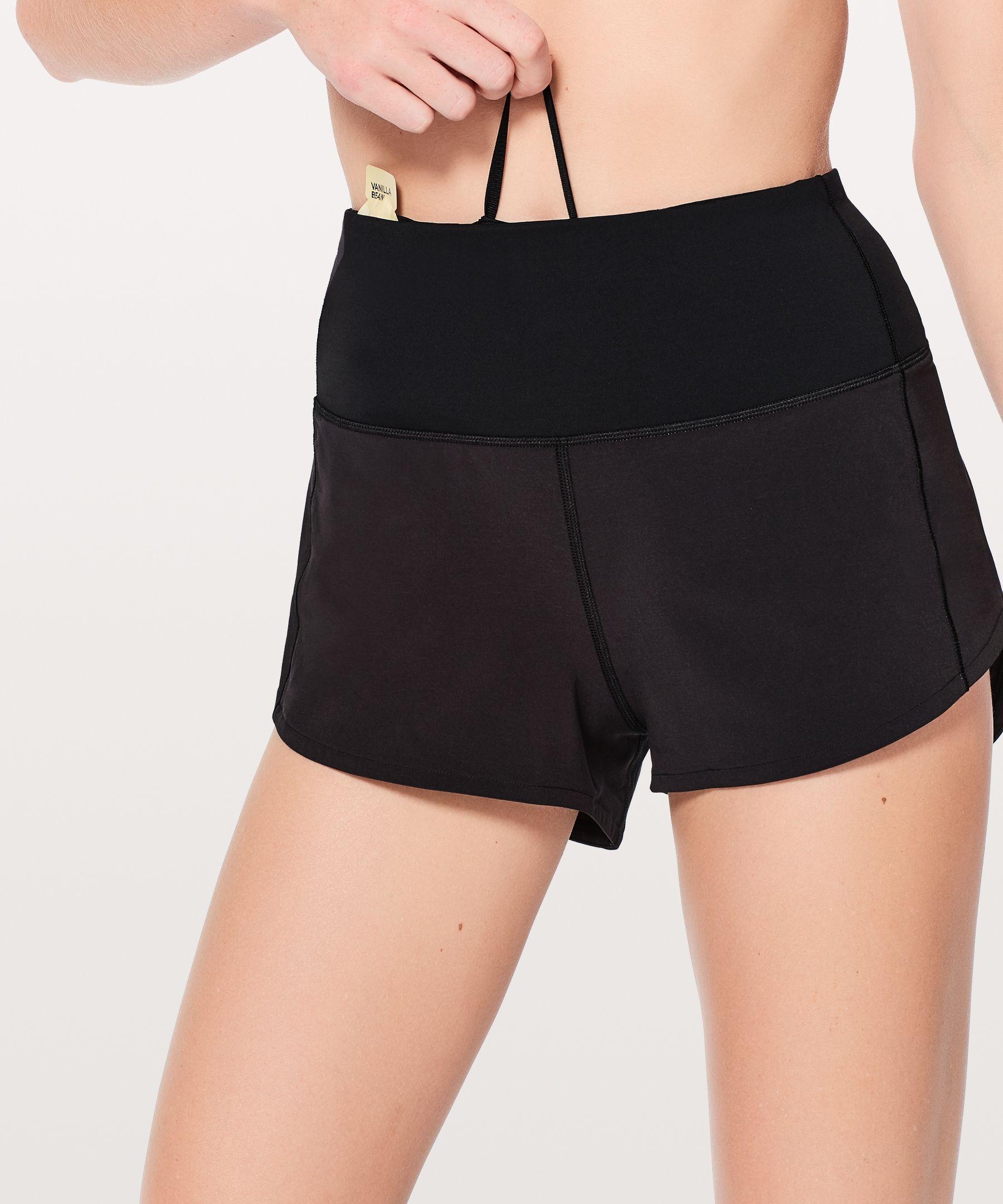 Speed Up Short High Rise 2 5 Women S Shorts Lululemon Womens Shorts High Shorts Lululemon