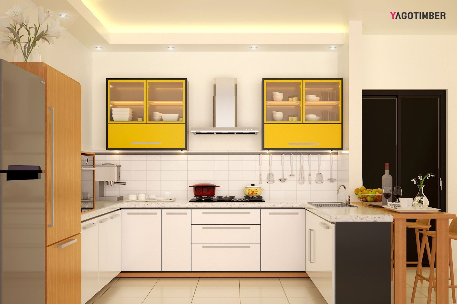 Parallel Modular Kitchen Design India Check more at http