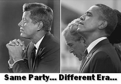 Same Party... Different Era...
