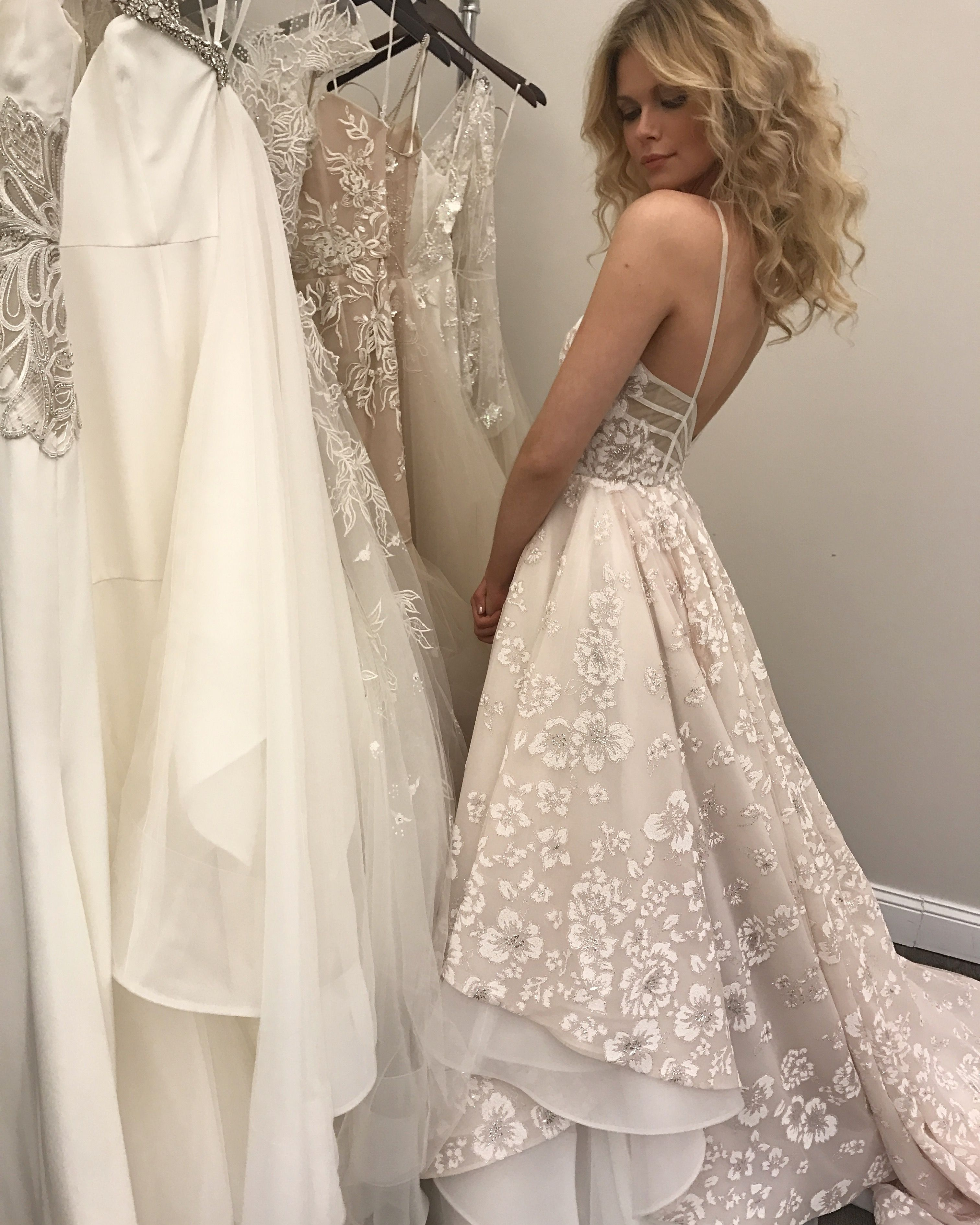 Hayley Paige trunk show in Los Angeles! | Wedding dress | Pinterest ...