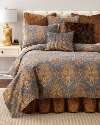 Lantana+Bedding+by+Isabella+Collection+at+Horchow.