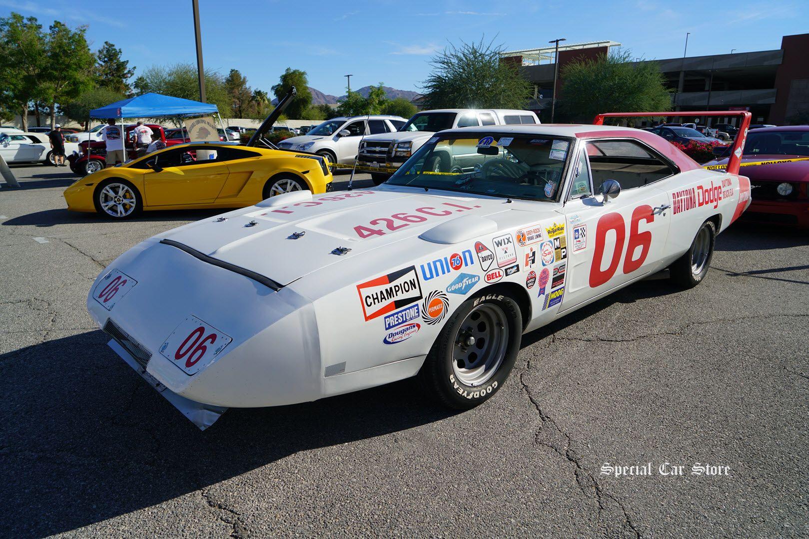 Dodge Daytona No At Palm Springs Cruisin Association Car - Palm springs car show