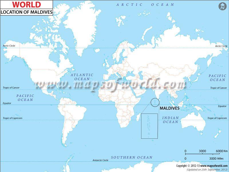 Maldivas Mapa Asia Buscar Con Google Maldivas Male Maldives