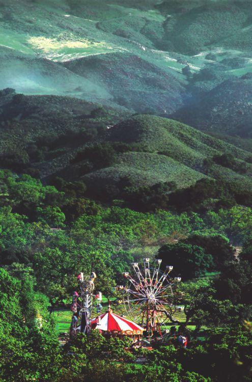 Neverland Ranch, California