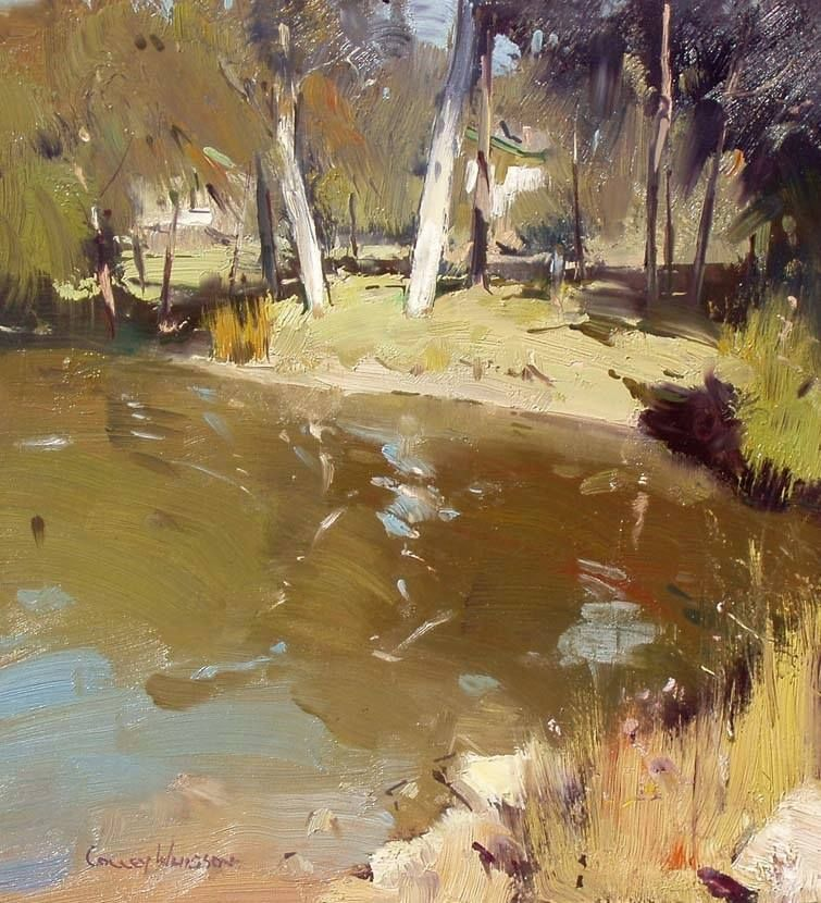 Colley whisson the beauty in you australia landscape