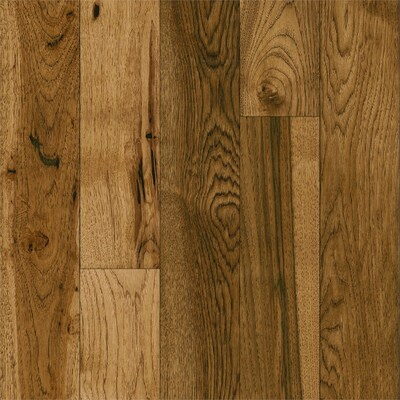 Bruce America S Best Choice Hickory Hardwood Flooring Sample Honey Grain At Lowes Com In 2020 With Images Bruce Hardwood Floors Prefinished Hardwood Floors Hickory Flooring