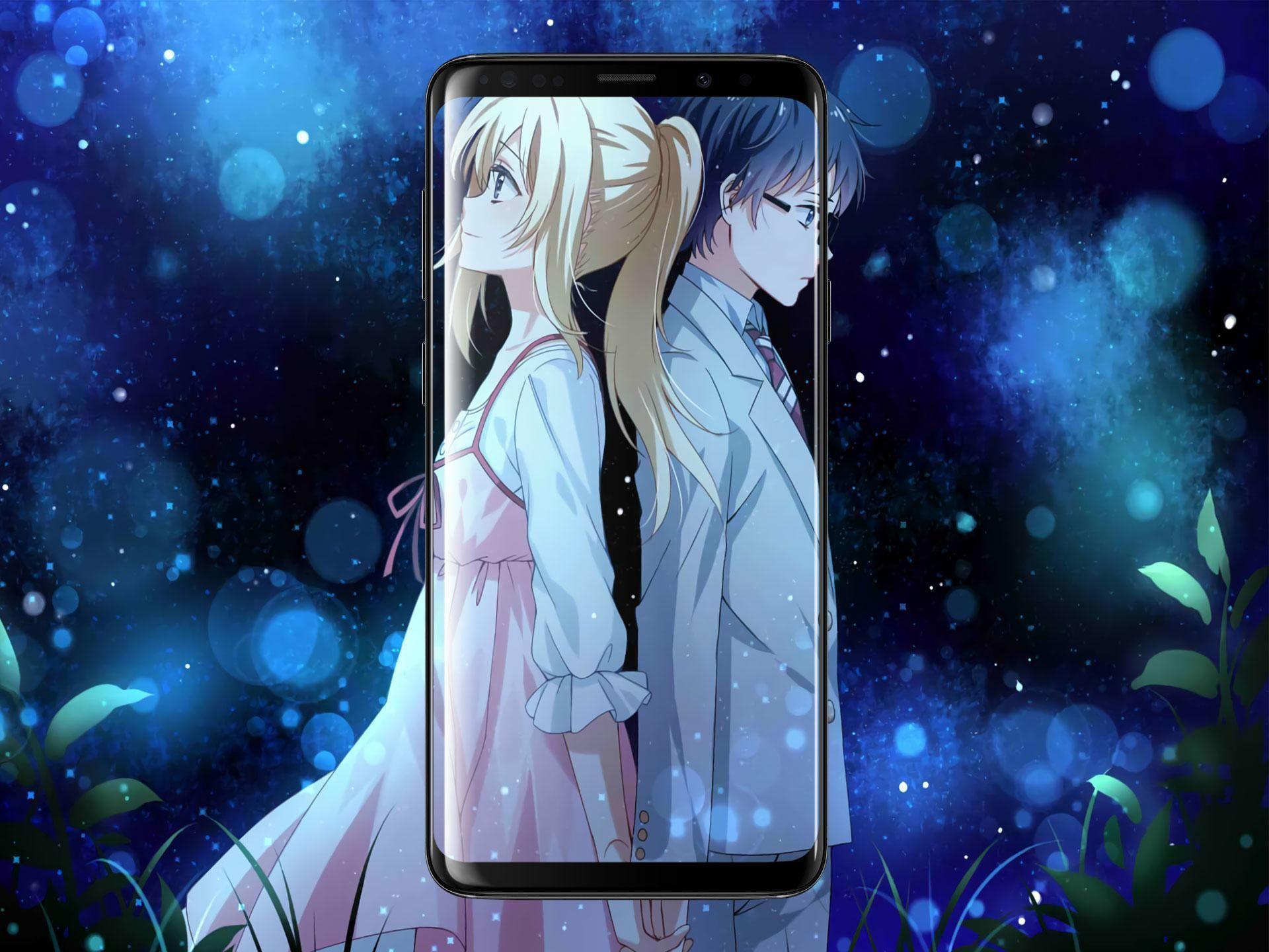Wallpaper Anime Shigatsu Wa Kimi No Uso Android Shigatsu