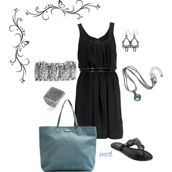 Silver, created by michelled2711 on Polyvore