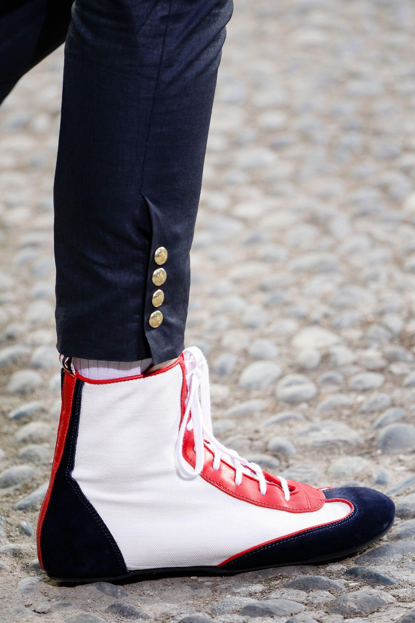 Moncler Gamme Bleu Spring 2015 Menswear