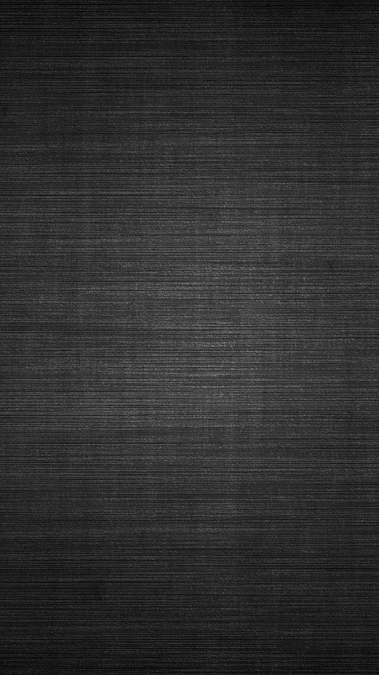 Gray Linen Dark Texture iPhone 6 Wallpaper