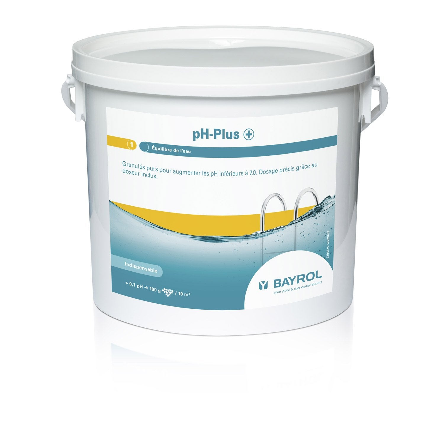Rehausseur De Ph Piscine Bayrol Granulé 5 Kg Products En