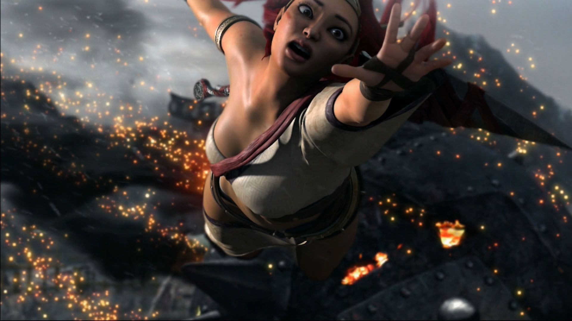 Heavenly Sword Blu Ray Review Titulares