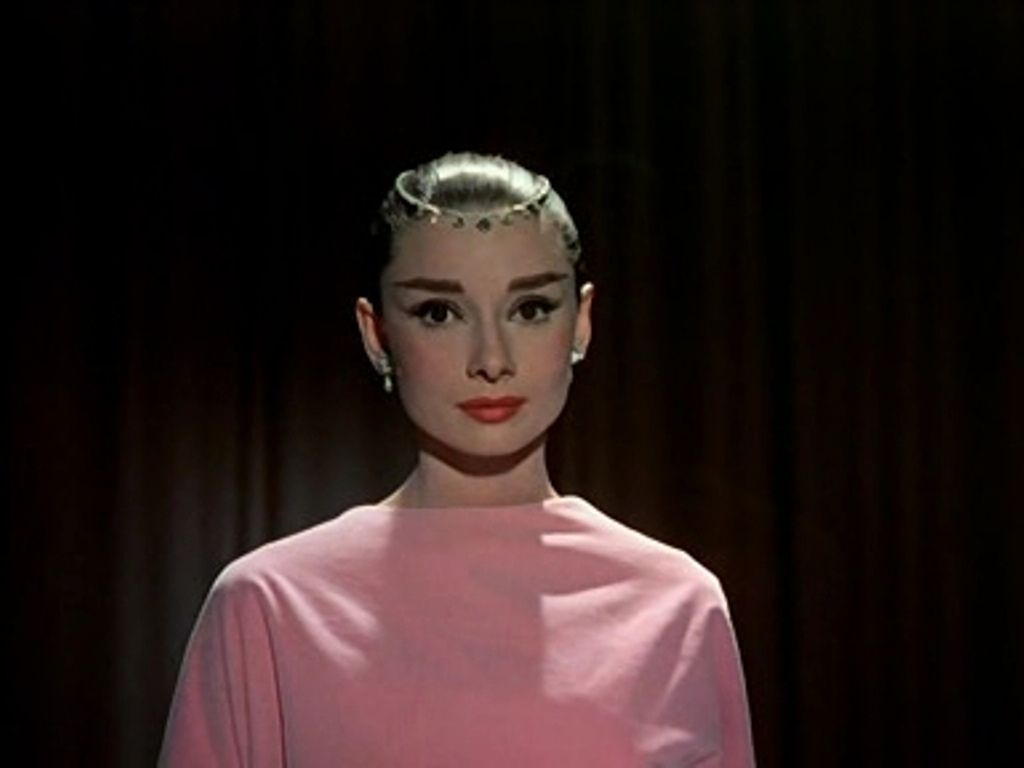 Audrey Hepburn- Bird of Paradise- Funny Face