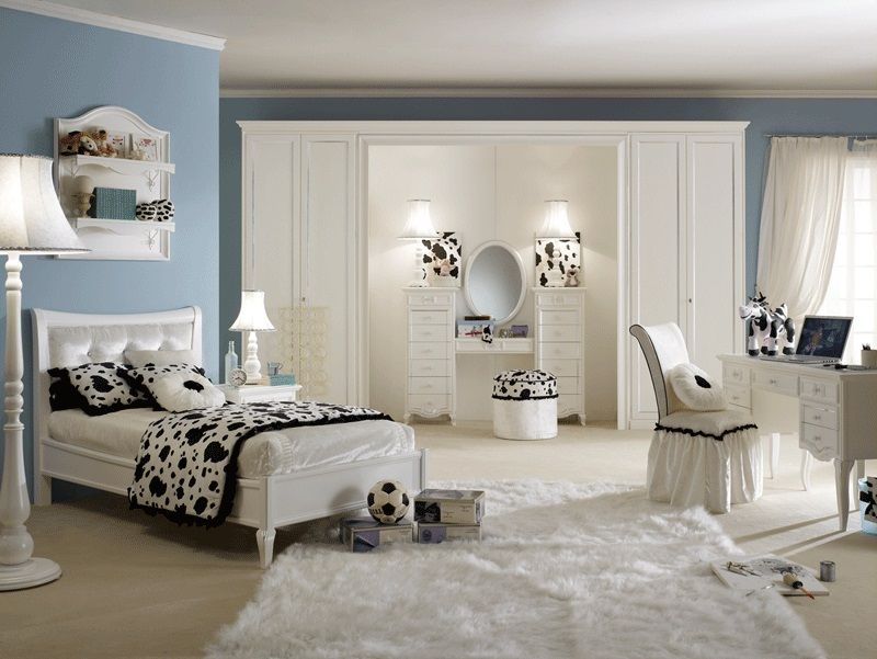 stunning model of young woman bedroom designs luxury white and blue young woman bedroom designs - Bedroom Ideas For Women