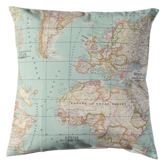 Bedding set of 3 world map blanket 2 map cushion covers blue bedding set of 3 world map blanket 2 map cushion covers blue bedding blue blanket sofa decor bed decor free shipping gumiabroncs Images
