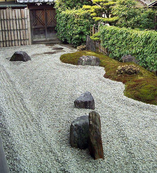 Zen Rock Garden History Philosophy And How To Guide Japanese Rock Garden Zen Rock Garden Rock Garden