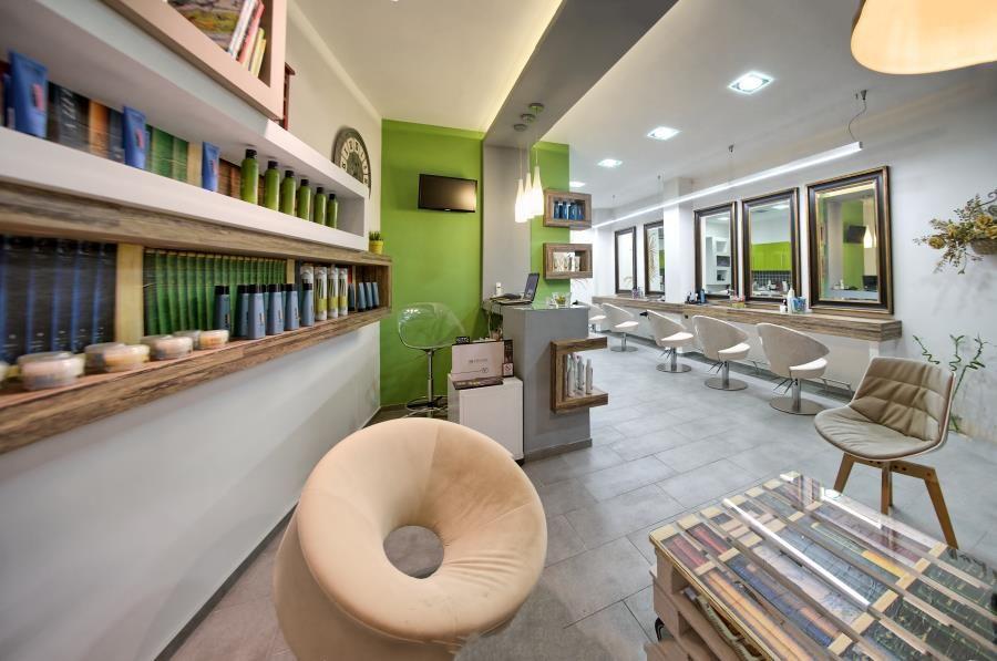 Retail Design,Haircut Store