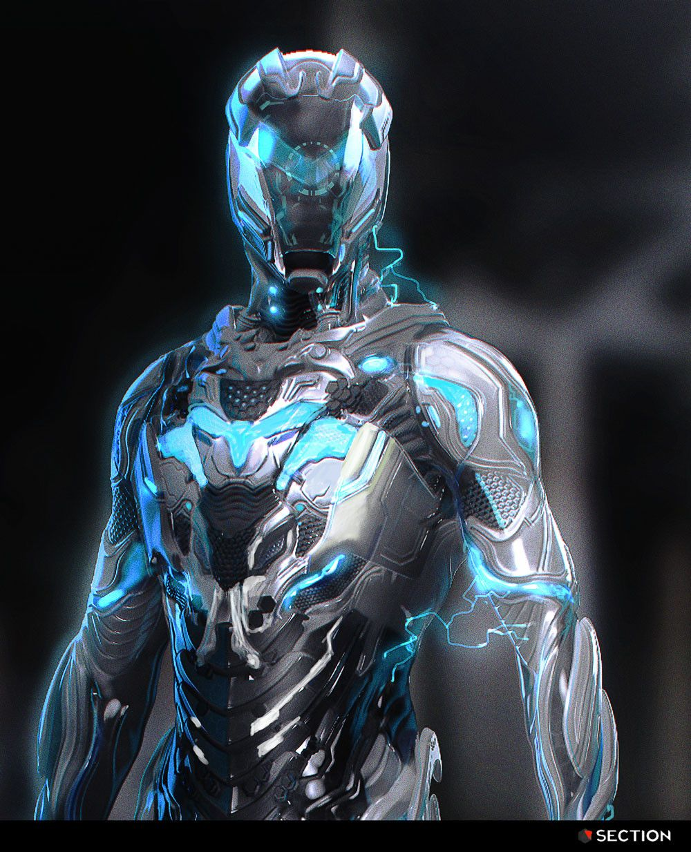 ArtStation - Max Steel Concept art, justin fields | tech ...