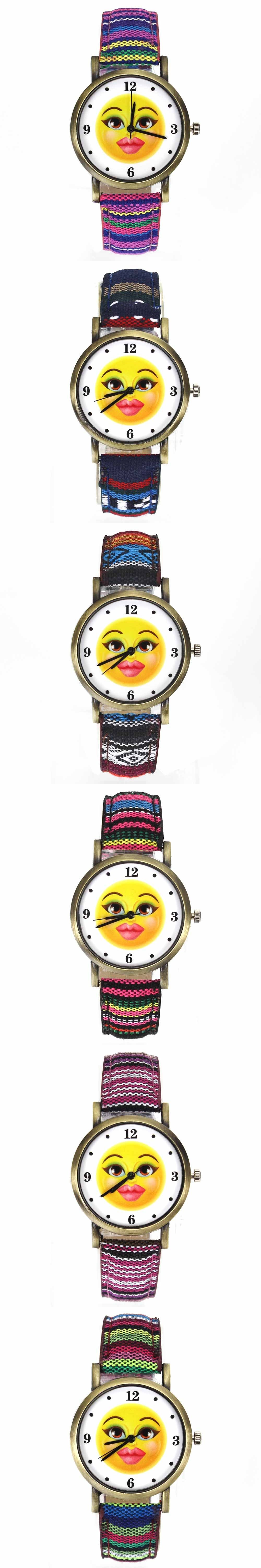 timeless women lyst canvas goldtone metallic g s yellow accessories gold watch in watches gucci