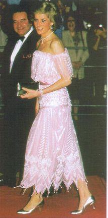 Princess Diana Photograph