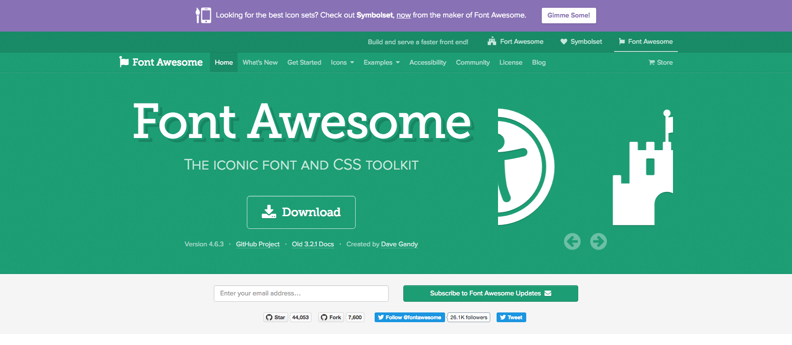 634 Icons for Adobe Muse Font Awesome Icon Set Web