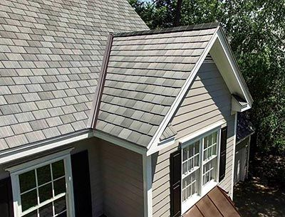 Best Fire Resistant Composite Shake Roofing Architectural 400 x 300