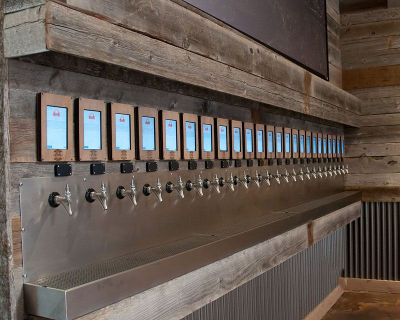 Restaurant Bar Tap System Design Google Search Design