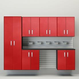 Flow Wall 7 Pc Cabinet Storage Set