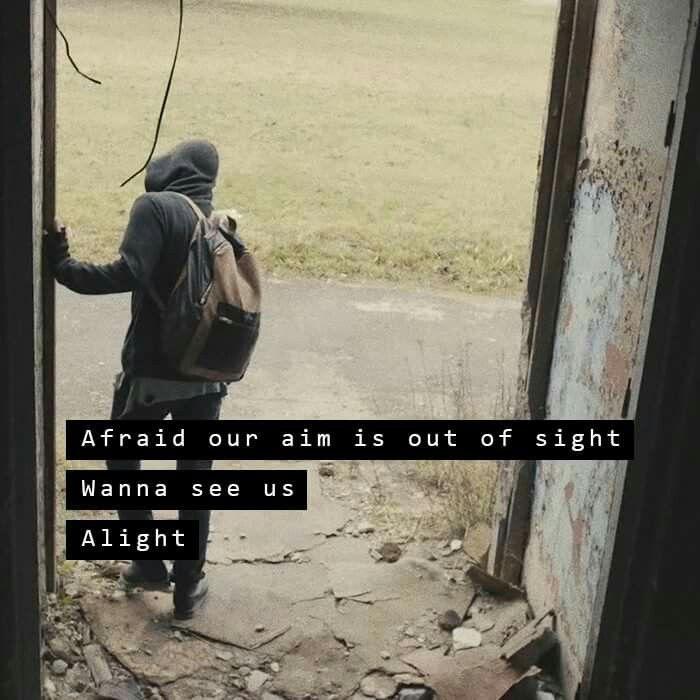 Alan Walker Faded Angst Davor Unser Ziel Aus Den Augen Zu