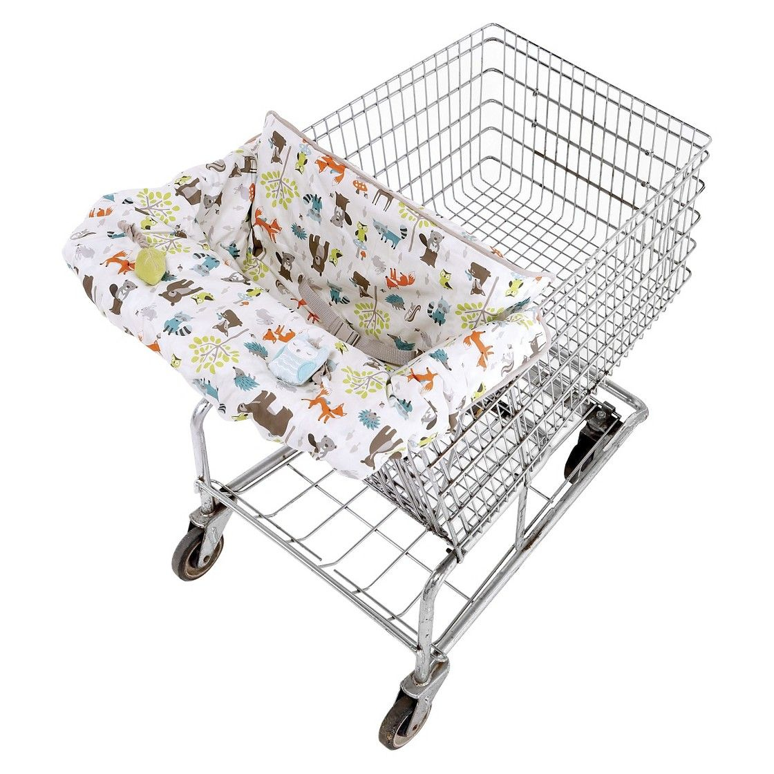 Terrific Eddie Bauer 2 In 1 Comfy Cover Reversible Shopping Cart Cjindustries Chair Design For Home Cjindustriesco
