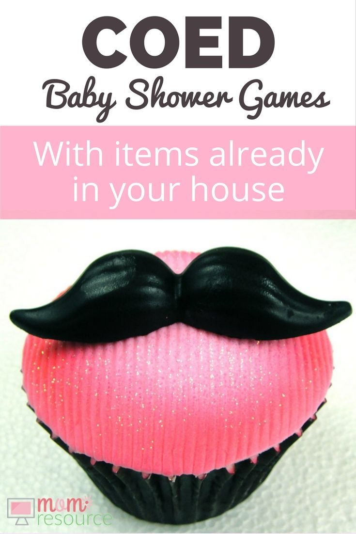 Planning A Coed Baby Shower Best Of Momresource Com Pinterest