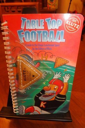 Klutz Table Top Football