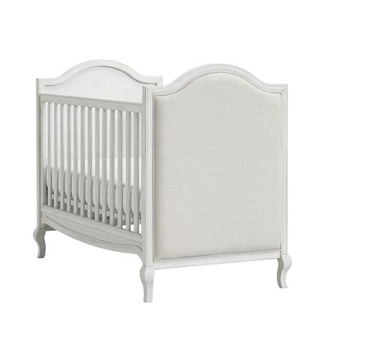 Remy Upholstered Crib Upholstered Crib Cribs Pottery Barn Kids
