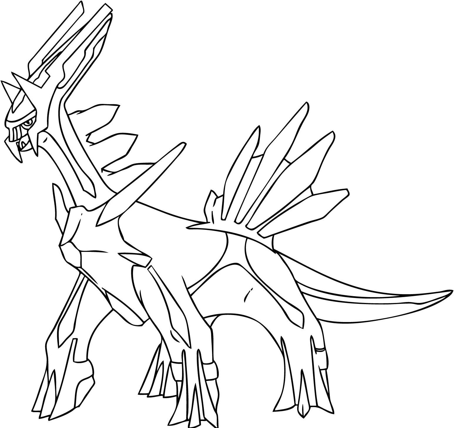 Big Dragon Pokemon Coloring Pages Mit Bildern Bastelarbeiten