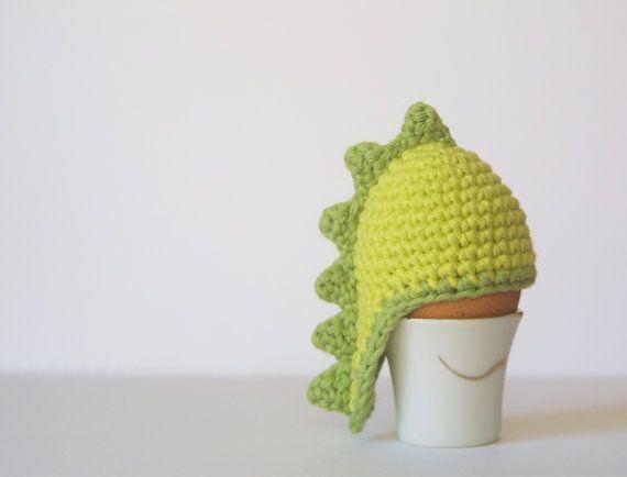 PDF Crochet Pattern  Dino Egg Cozy Easter Instant by SpringFresh