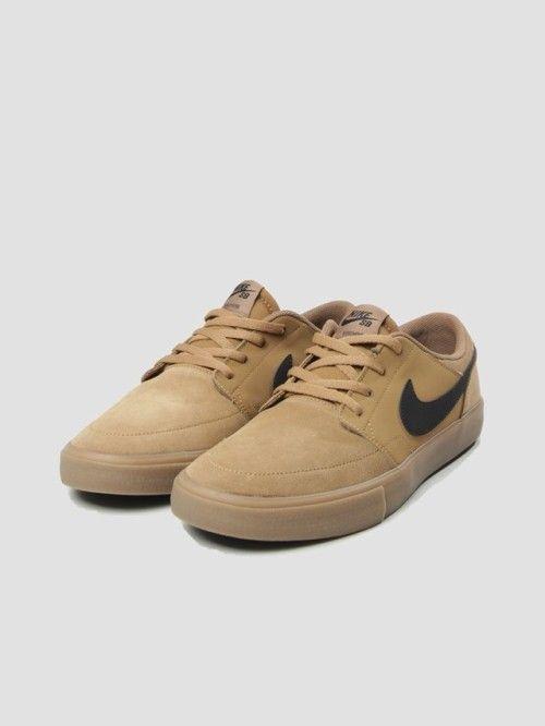 Nike SB Solarsoft Portmore II / 880266-209