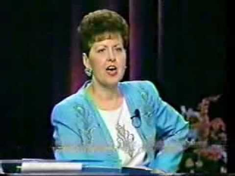 Joyce Meyer - Calm, Cool & Collected (1997) 2 Parts