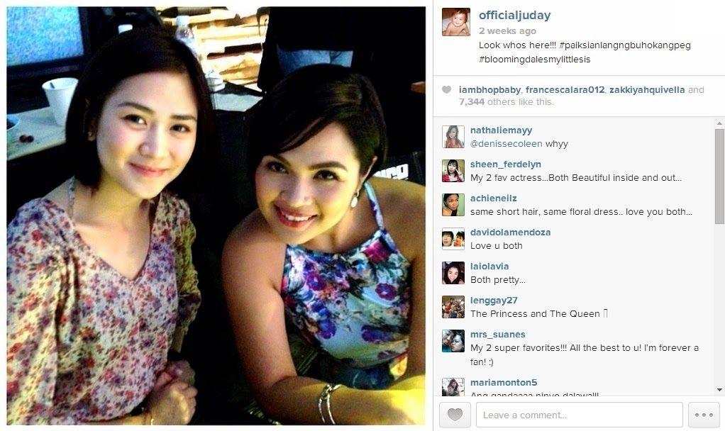 New Hairstyle Judy Ann Santosjudy Ann Santos Agoncillo Gains Praises