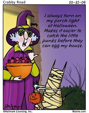 Maxine Halloween Cartoons | maxine halloween cartoons | Maxine Halloween