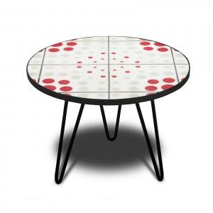 Table Basse Meuble Design Industriel Carreau Ruedesiam Table Basse Table De Salon Table Basse Industrielle