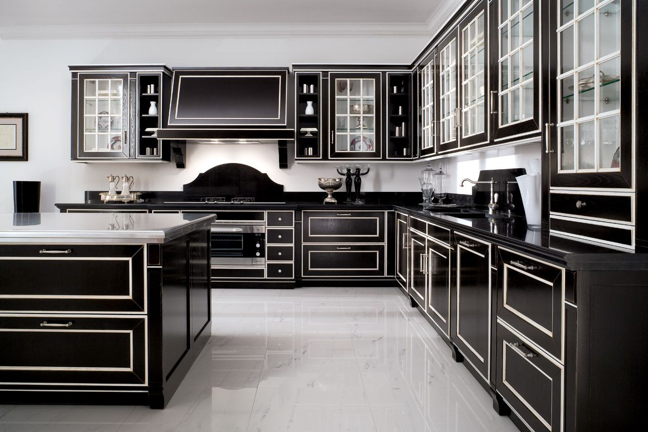 cucine moderne di lusso uf53 regardsdefemmes. Black Bedroom Furniture Sets. Home Design Ideas