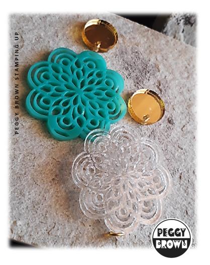 6e5d45c7dfaf Hermosos Dijes & Conectores para pulseras elaborado en madera ...
