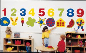 Daycare Wall Decals Decorations For Daycare Walls