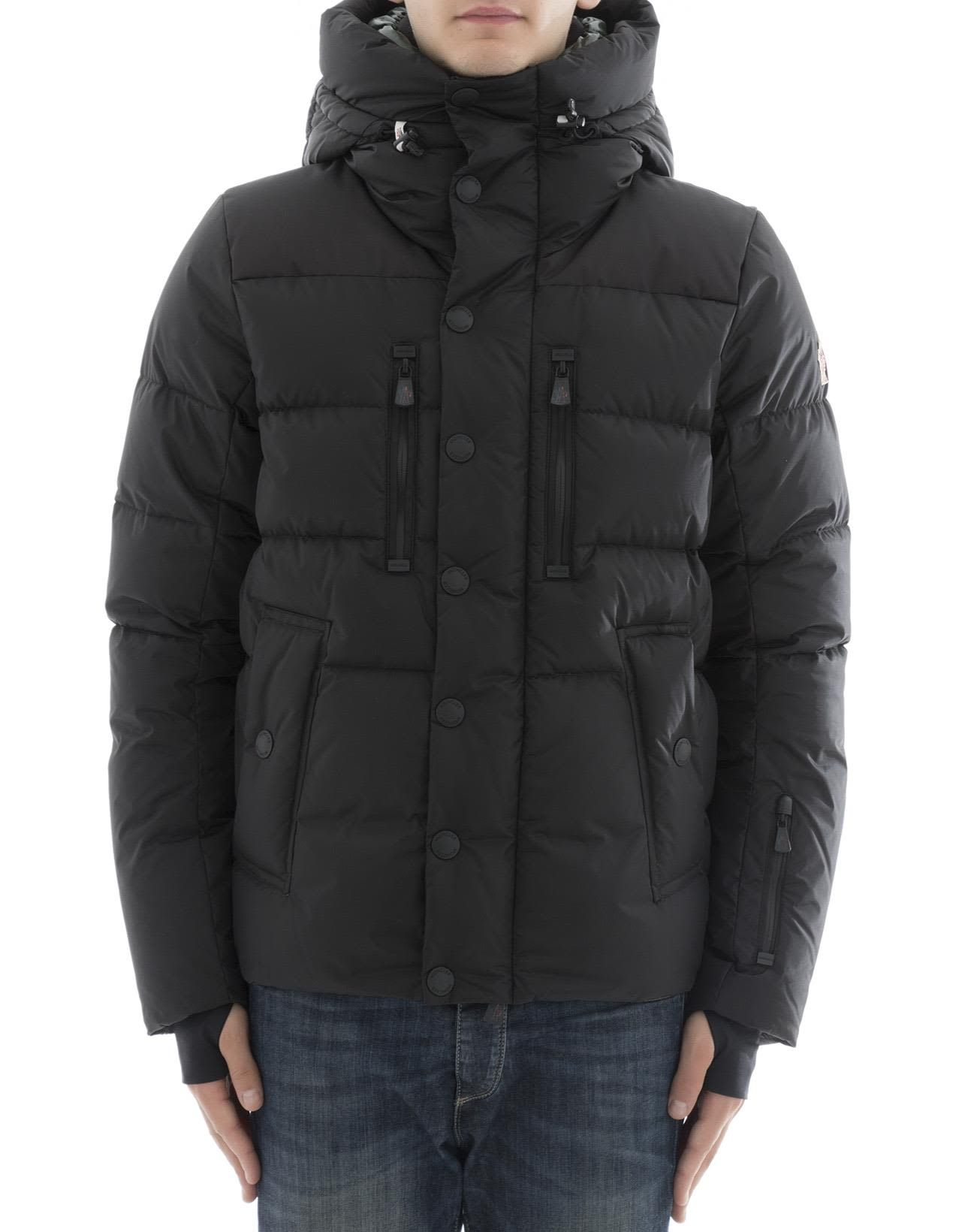 moncler grenoble black