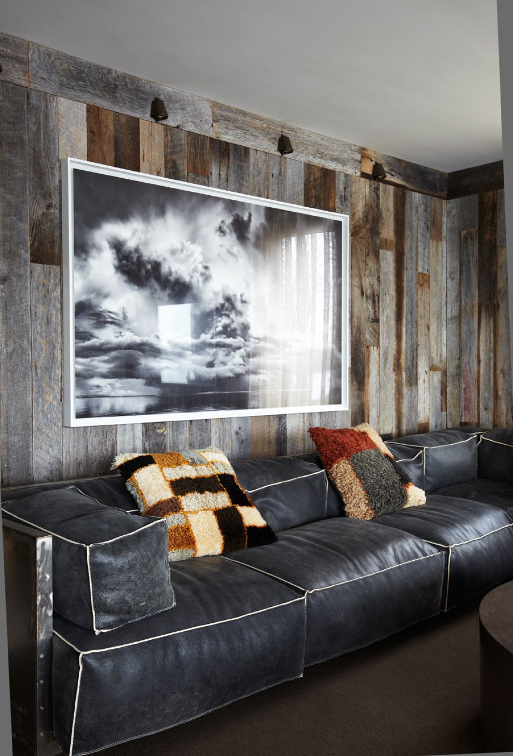 Decorate Your House With A Black Sofa Is An Integral Piece Of Furniture In Living Room Family It S Where You Sit To Relax