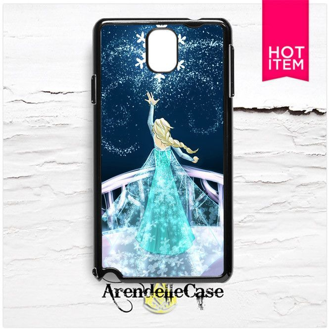 Frozen Elsa Samsung Galaxy Note 3 Case